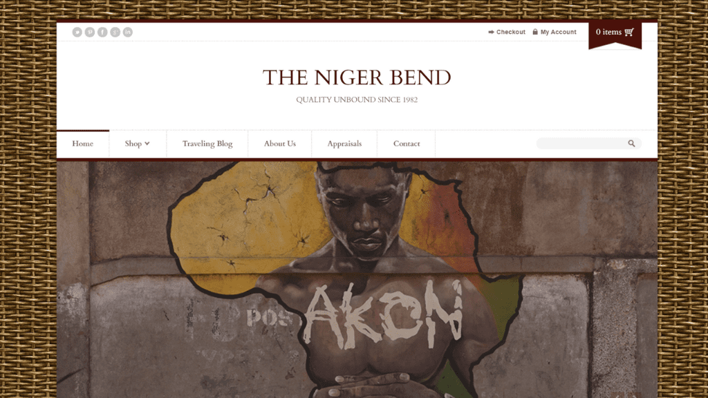 Kadealo, African Arts and Crafts Websites, The Niger Bend, West Africa