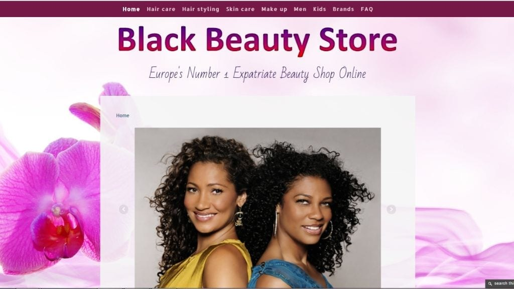 Kadealo, African Beauty Products Websites, Black Beauty Store, Africa