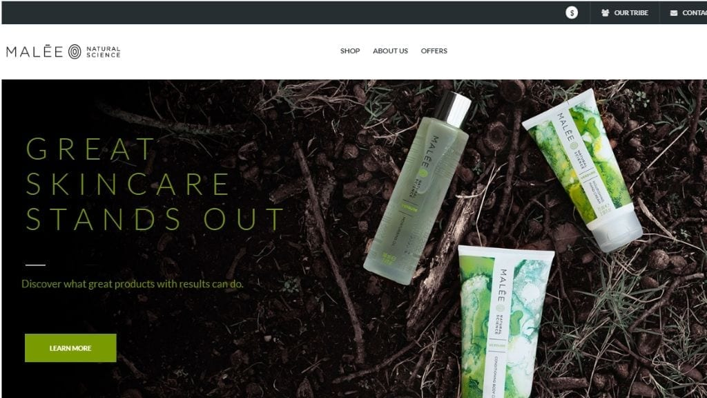 Kadealo, African Beauty Products Websites, Malee, Africa
