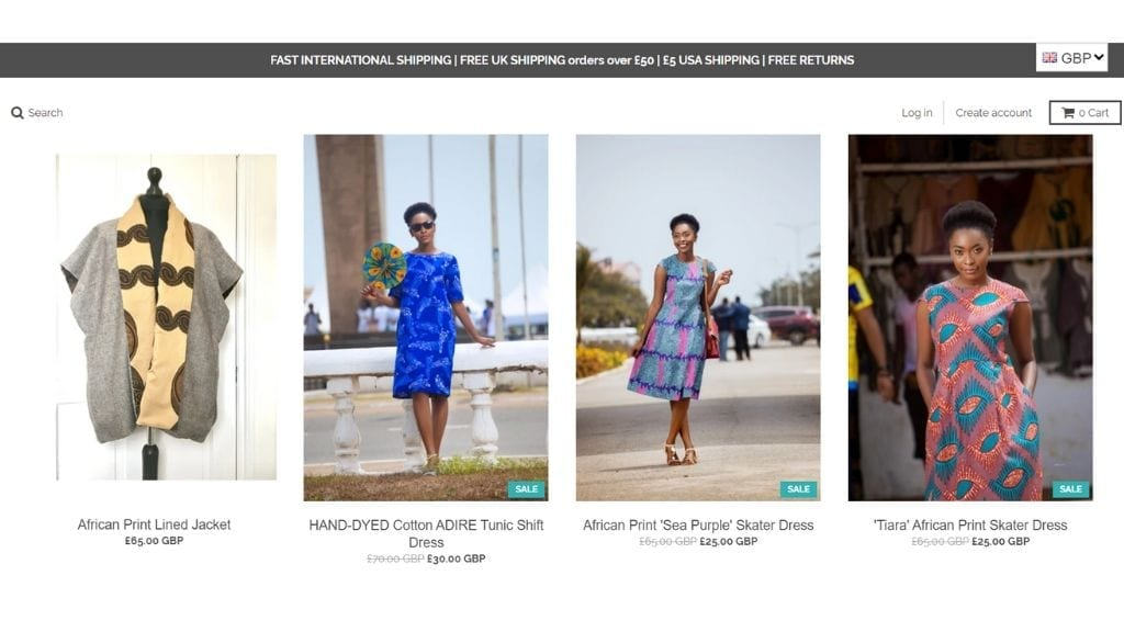 Kadealo, African Style Clothing Online