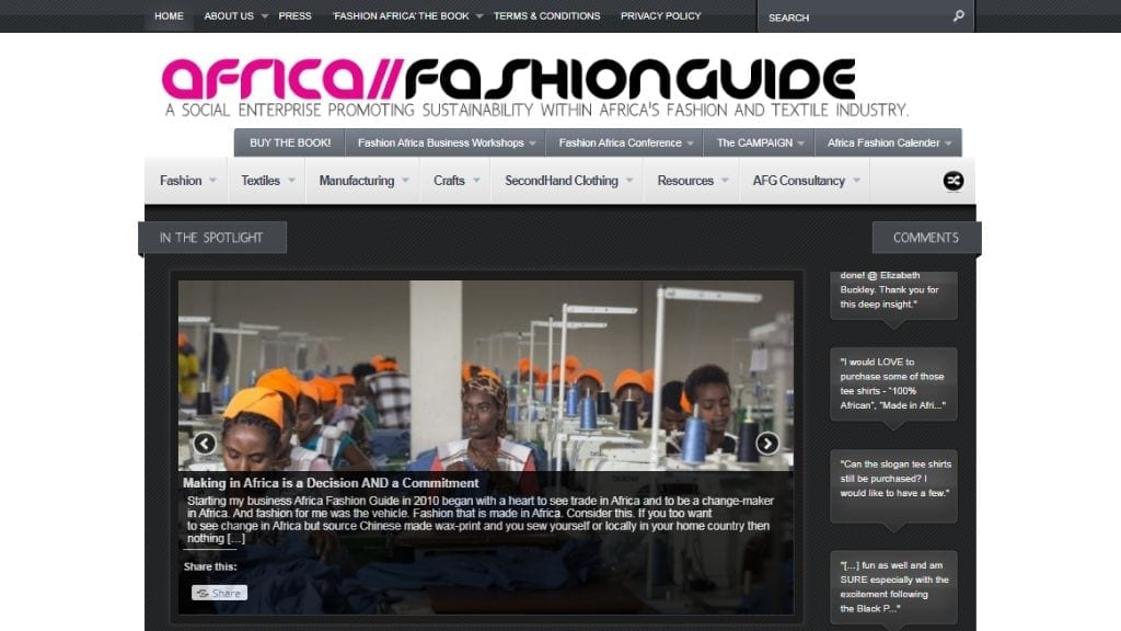 Kadealo, African Fashion Blog, Africa Fashion Guide