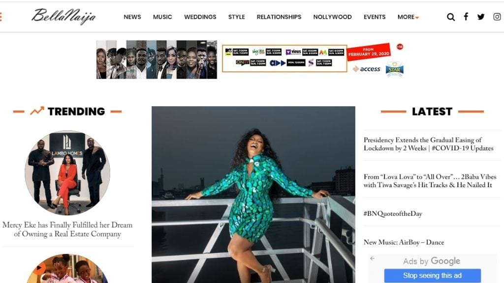 Kadealo, African Fashion Blog, Bella Naija