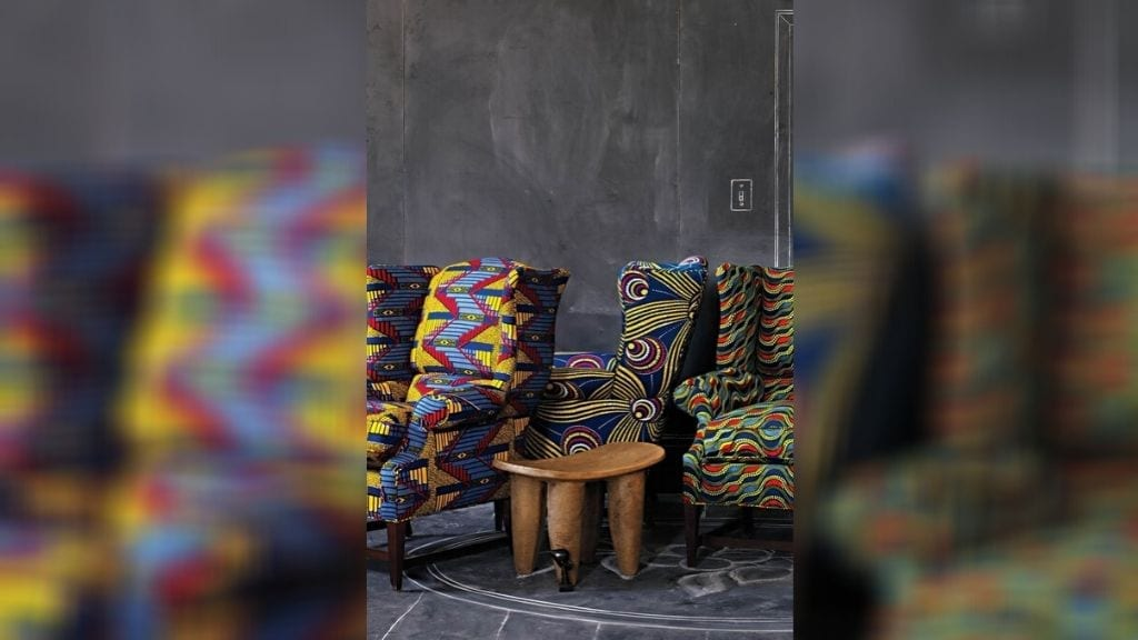 Kadealo, African Interior Design, Bold Fabrics (Patterns and Colours)
