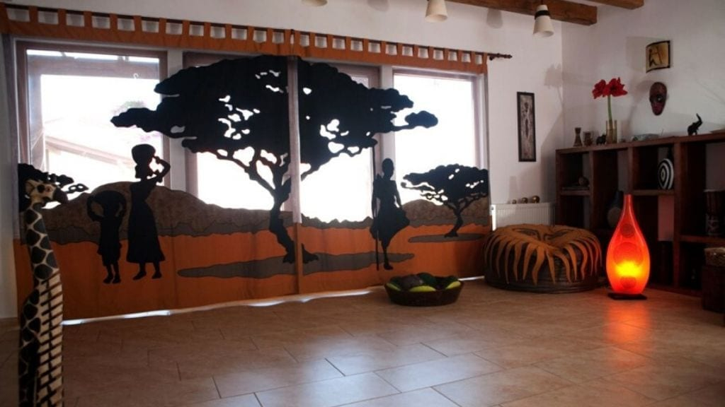 Kadealo, African Interior Design, Nature Elements