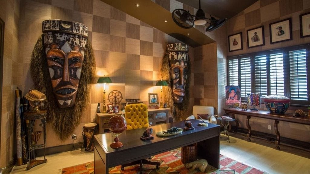Kadealo, African Interior Design, Tribal Masks and Shields