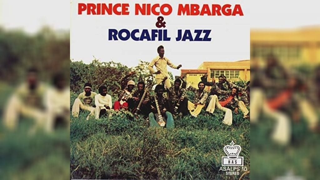 Kadealo, African Music Albums, Prince Nico Mbarga and Rocafil Jass, Sweet Mother, Nigeria