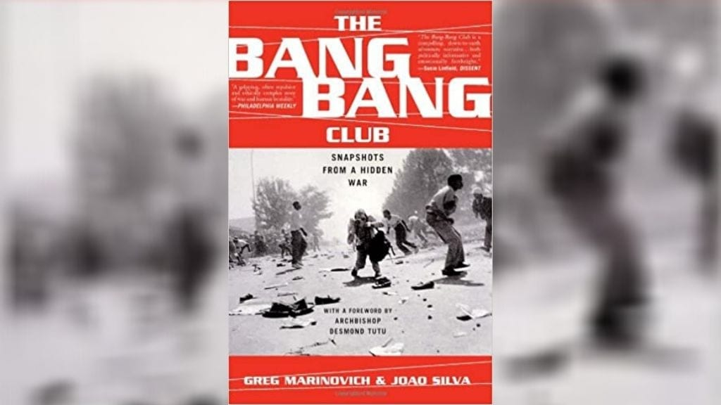 Kadealo, African Novels, The Bang-Bang Club: Snapshots from a Hidden War, Greg Marinovich and Joao Silva, South Africa