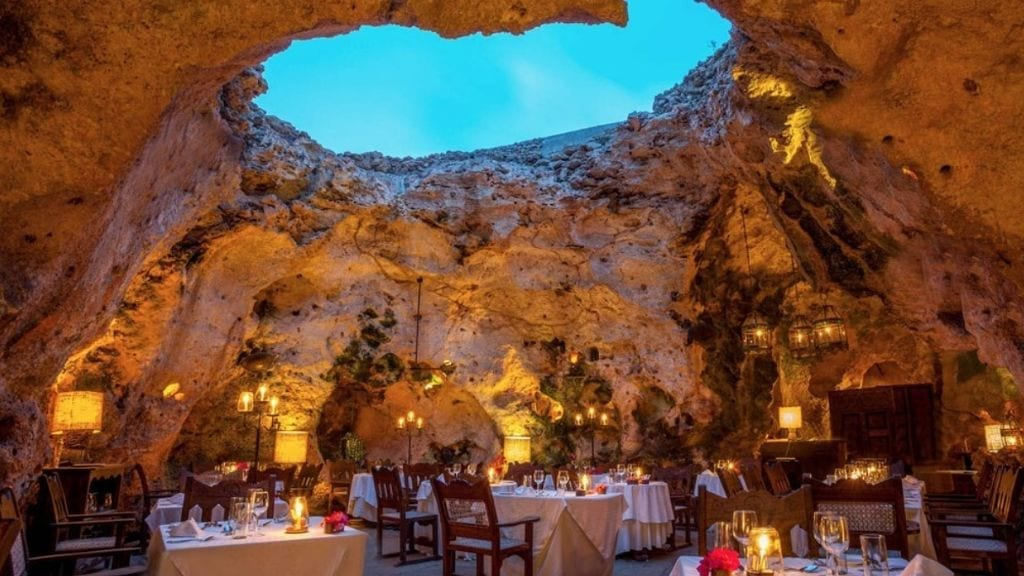 Kadealo, African Restaurants, Candle Light Dinner in a Cave, Mombasa