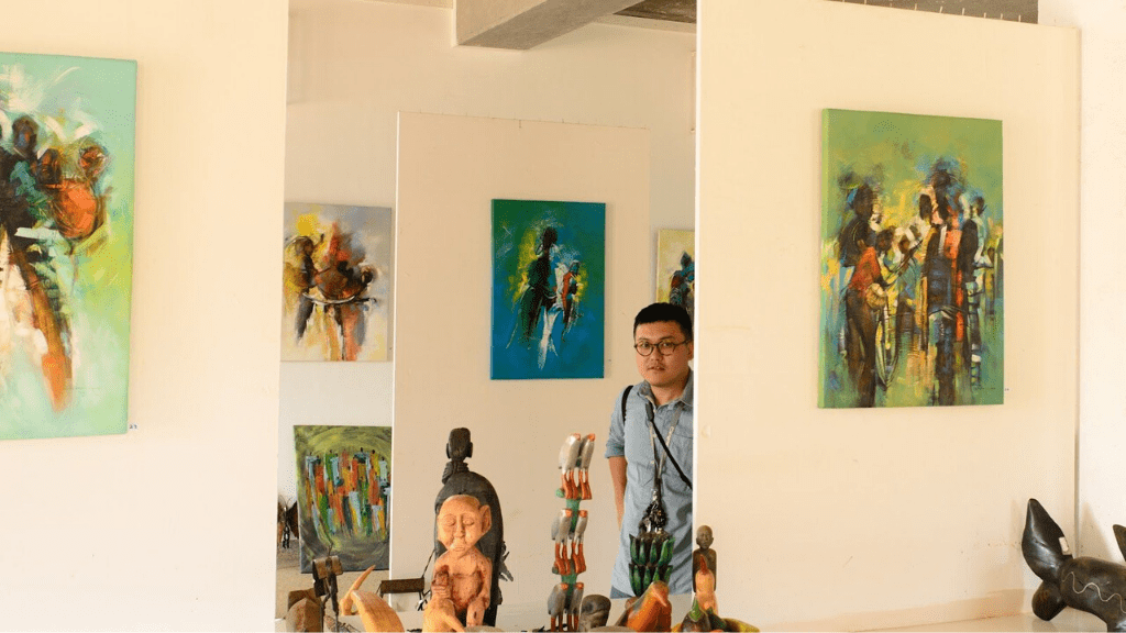 Kadealo, Art Galleries of Africa, Banana Hill Art Gallery, Nairobi, Kenya, African art gallery