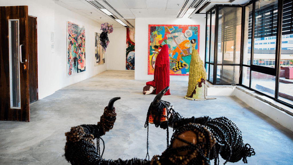 Kadealo, Art Galleries of Africa, First Floor Gallery, Harare, Zimbabwe, African art gallery