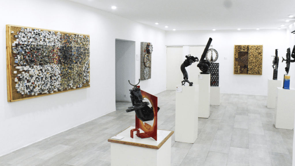 Kadealo, Art Galleries of Africa, Omenka Gallery, Lagos, Nigeria, African art gallery