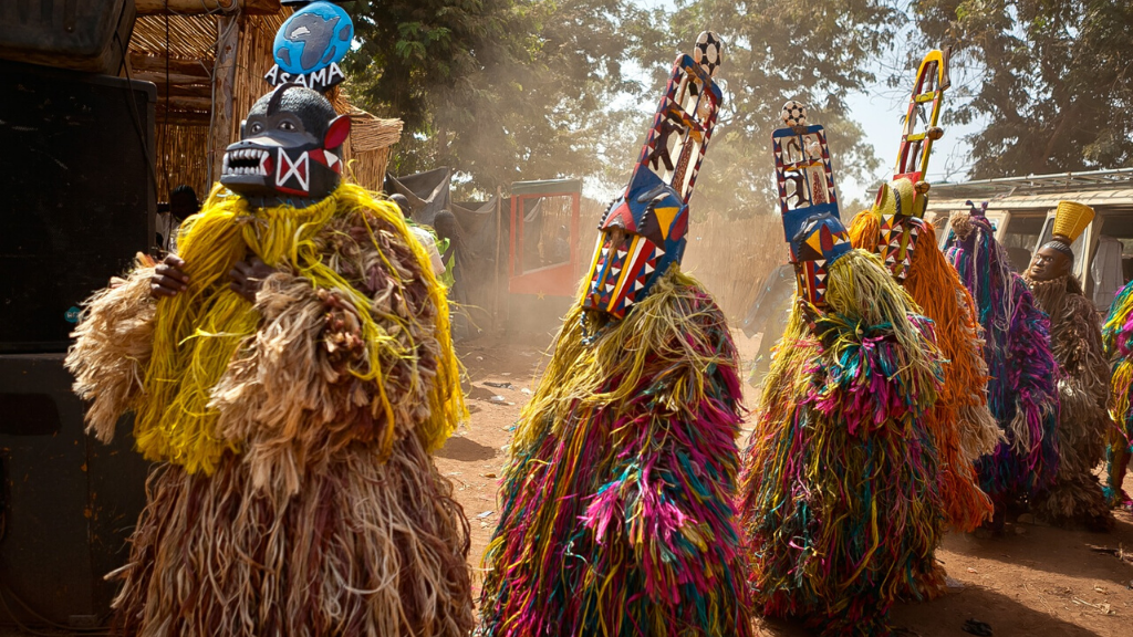 Kadealo, African cultural festivals, Festima, The International Festival of Masks and the Arts, Burkina Faso