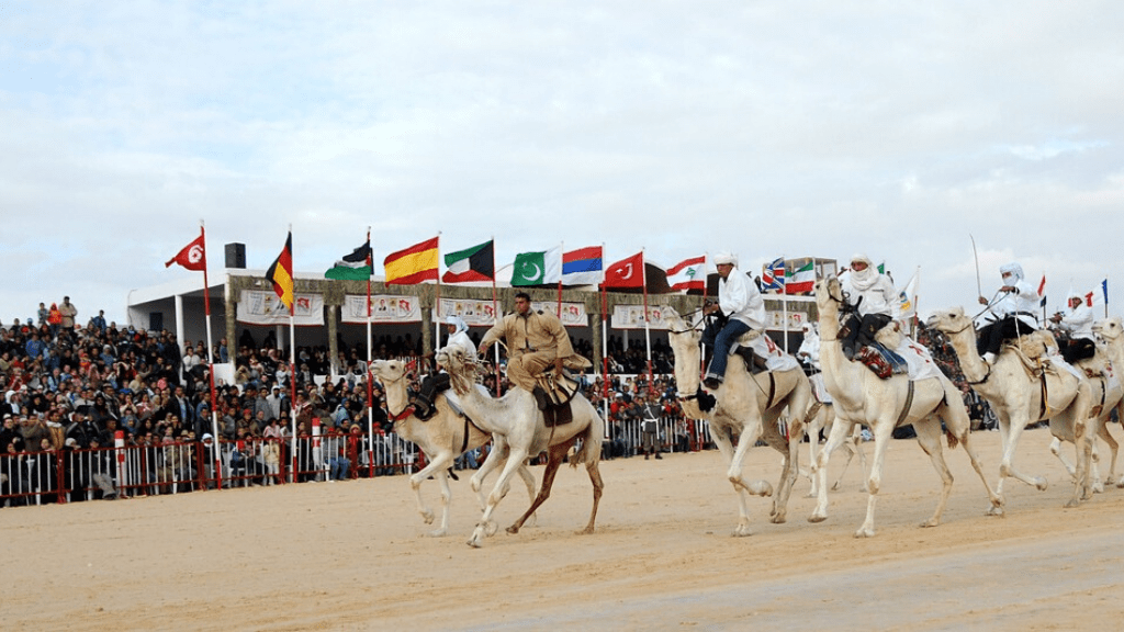 Kadealo, African cultural festivals, International Festival of The Sahara, Douz, Tunisia