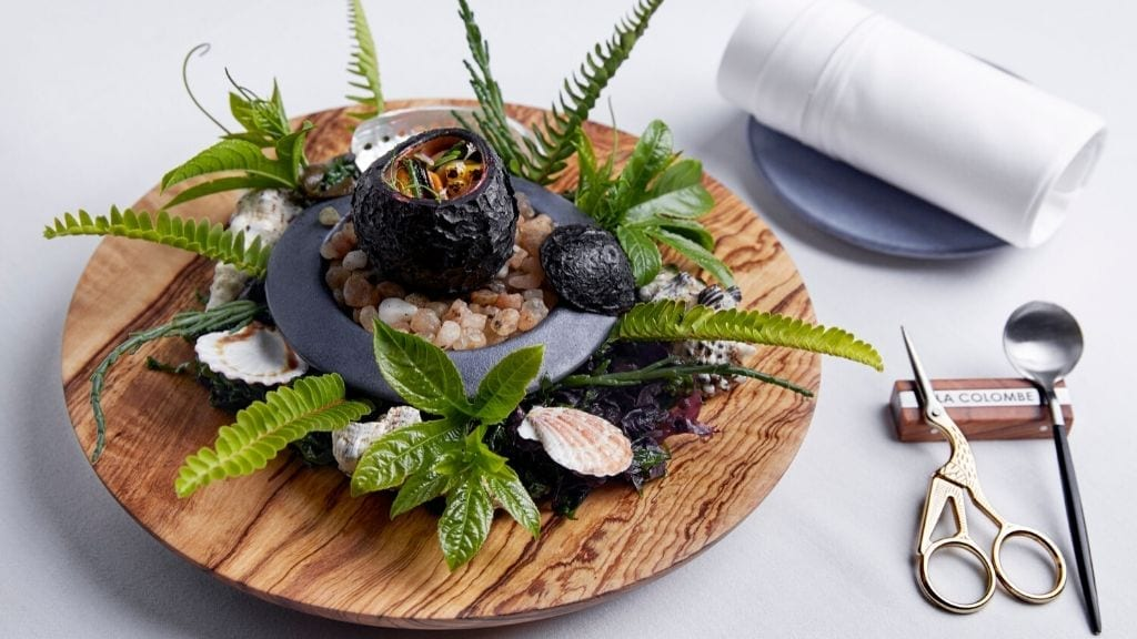Kadealo, African Restaurants, Fine Dining in Africa, La Colombe, South Africa