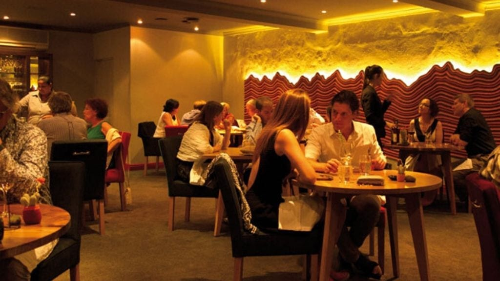 Kadealo, African Restaurants, Fine Dining in Africa, The Tasting Room, Cape Town