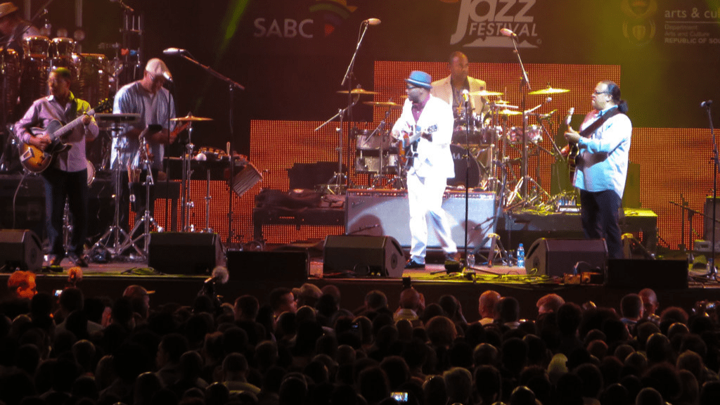 Kadealo, Music Festivals in Africa, Cape Town International Jazz Festival, South Africa