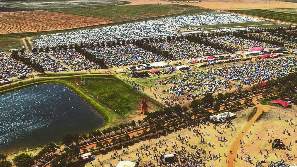 "Kadealo, Music Festivals in Africa, Rocking the Daisies"", South Africa"