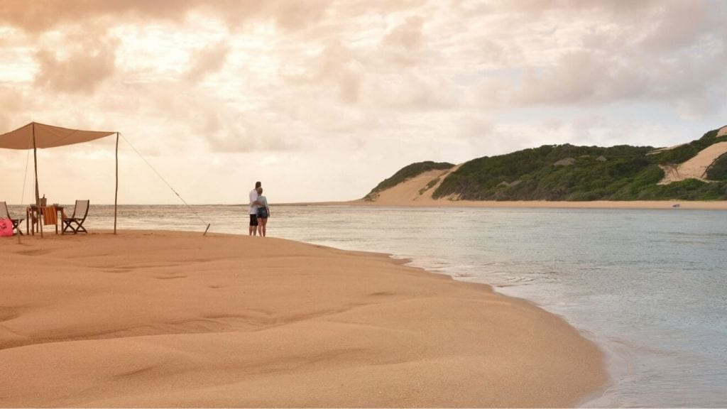Kadealo, Romantic Proposal in Africa, Mozambique