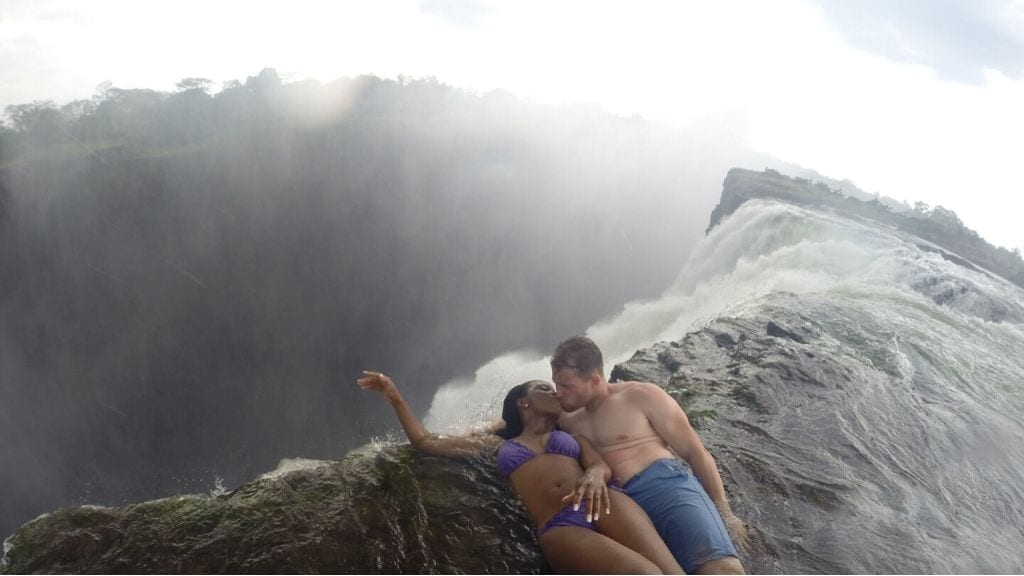 Kadealo, Romantic Proposal in Africa, Zambia