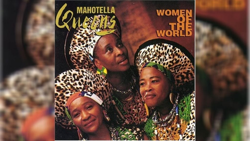 Kadealo, African Music Albums, Mahotella Queens, Women of the World, South Africa