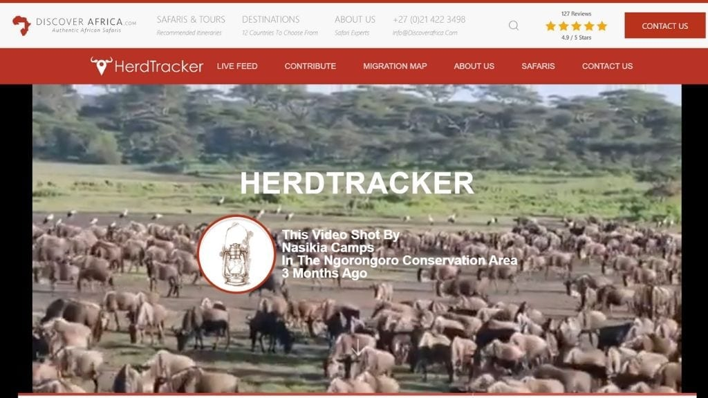Kadealo, African Apps, HerdTracker