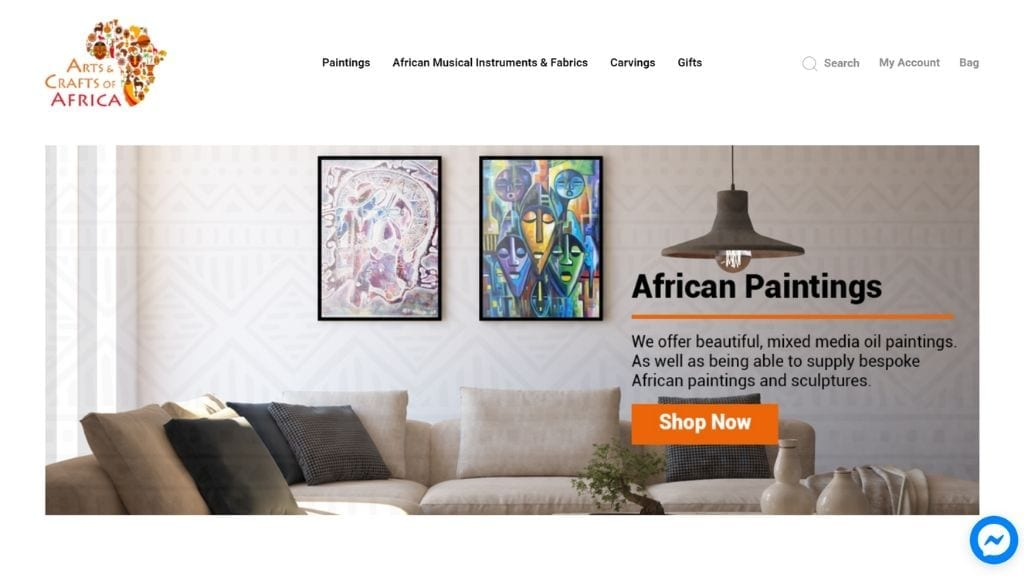 Kadealo African Arts and Crafts Website African Carvings