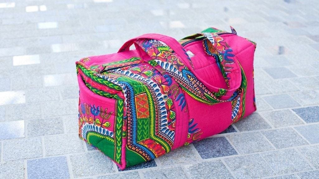 Kadealo African Arts and Crafts Website African Travel Bags and Suitcases