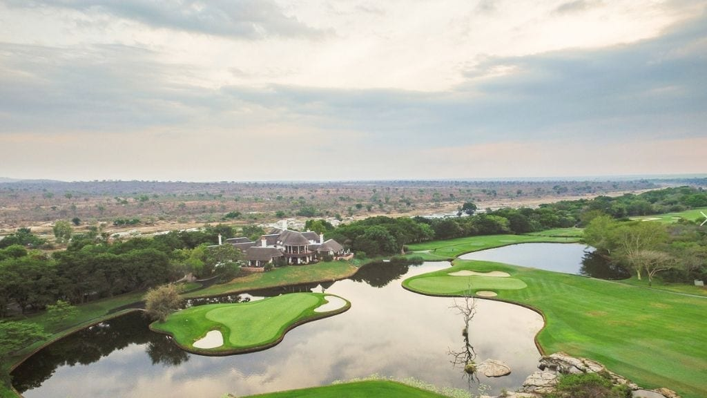 Kadealo, African Golf Course