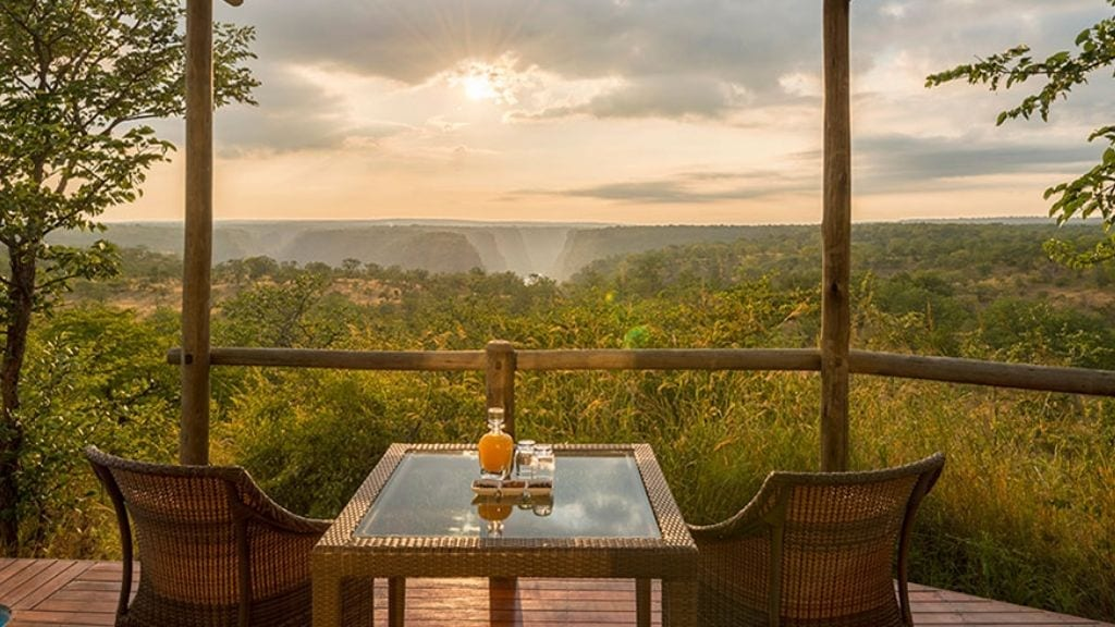Kadealo, African Hotel, The Elephant Camp, Victoria Falls
