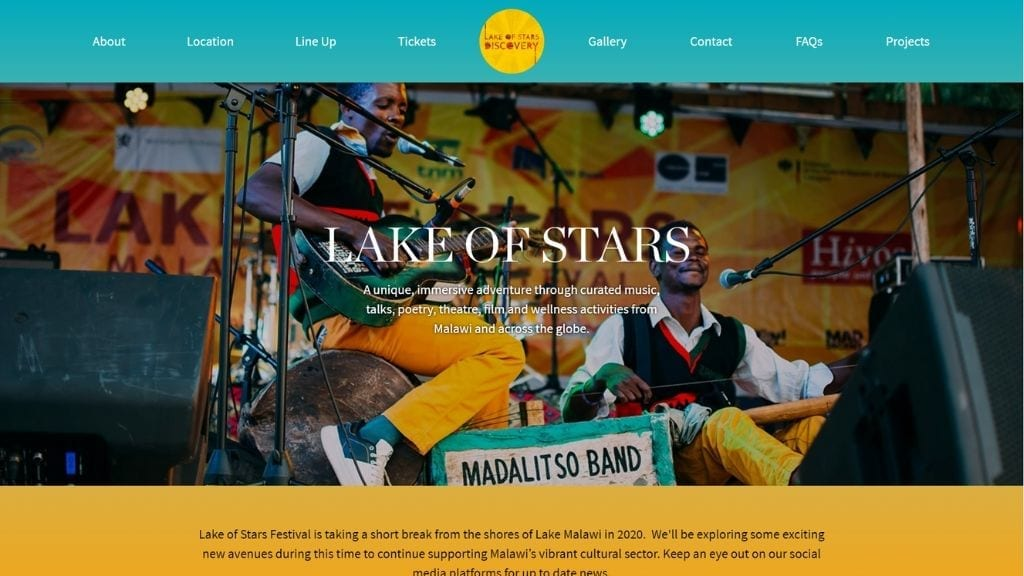 Kadealo, African Music, Lake of Stars, Malawi