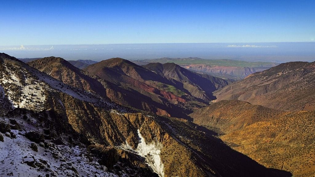 Kadealo, African Natural Wonders, Atlas Mountains, Morocco