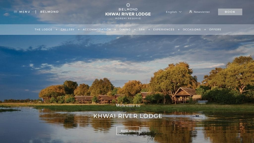 Kadealo, African Safari Camp, Khwai River Lodge, Botswana