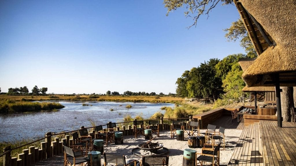 Kadealo, African Safari Camp, Kings Pool Camp, Botswana