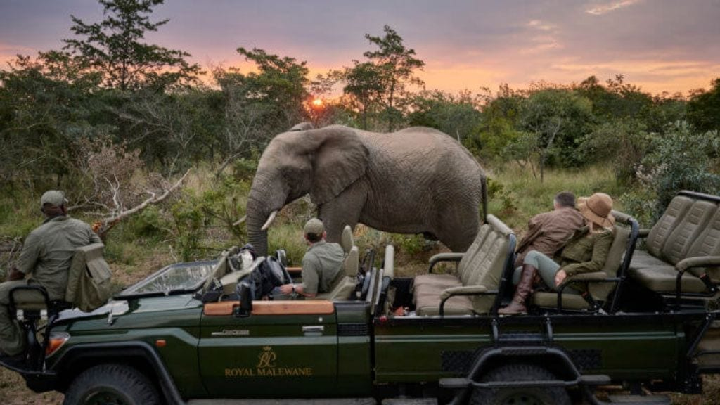 Kadealo, African Safari Camp, Royal Melawane, South Africa