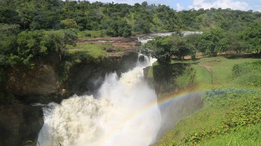 Kadealo, African Waterfalls, Rivers and Lakes, Murchison Falls, Uganda
