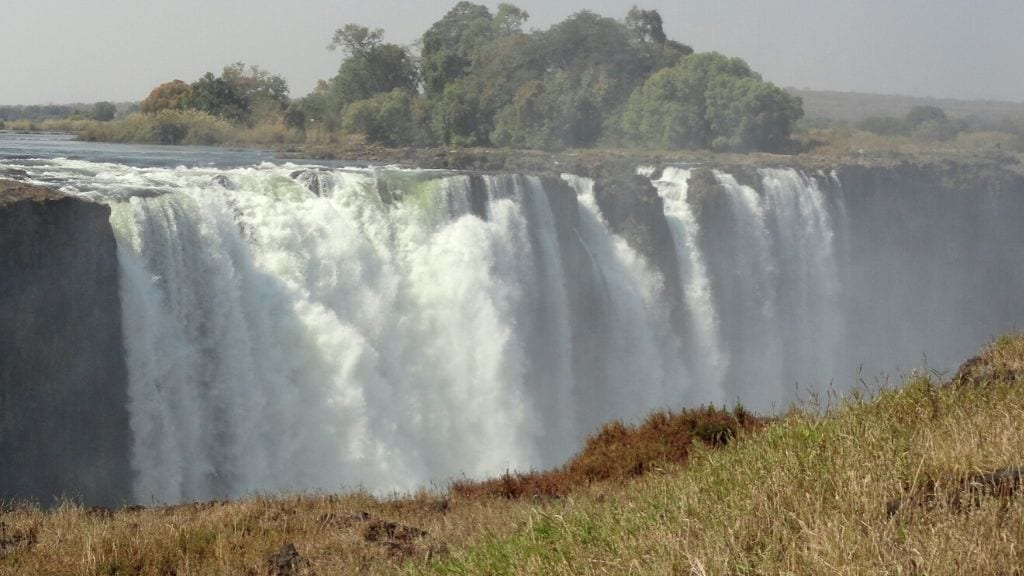 Kadealo, African Waterfalls, Rivers and Lakes, Victoria Falls, Zambia