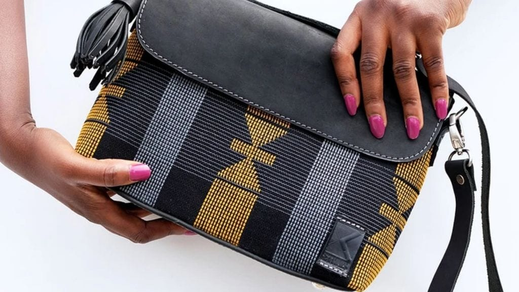 Kadealo, African Fashion, Stand Out Shoulder Bags