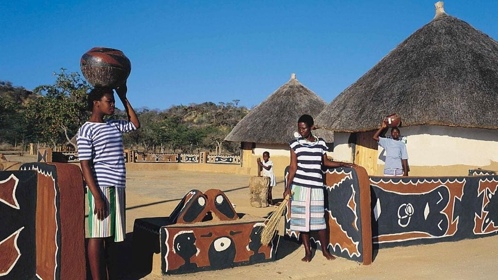 Kadealo, African Tribes, Pedi, Sotho, South Africa