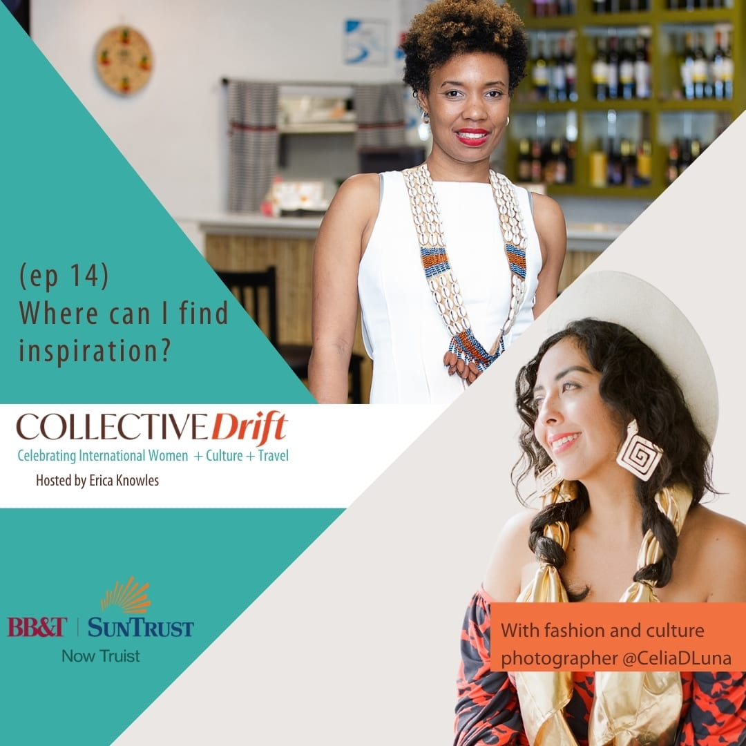 (ep 14) Where can I find inspiration? With fashion and culture photographer Celia D Luna