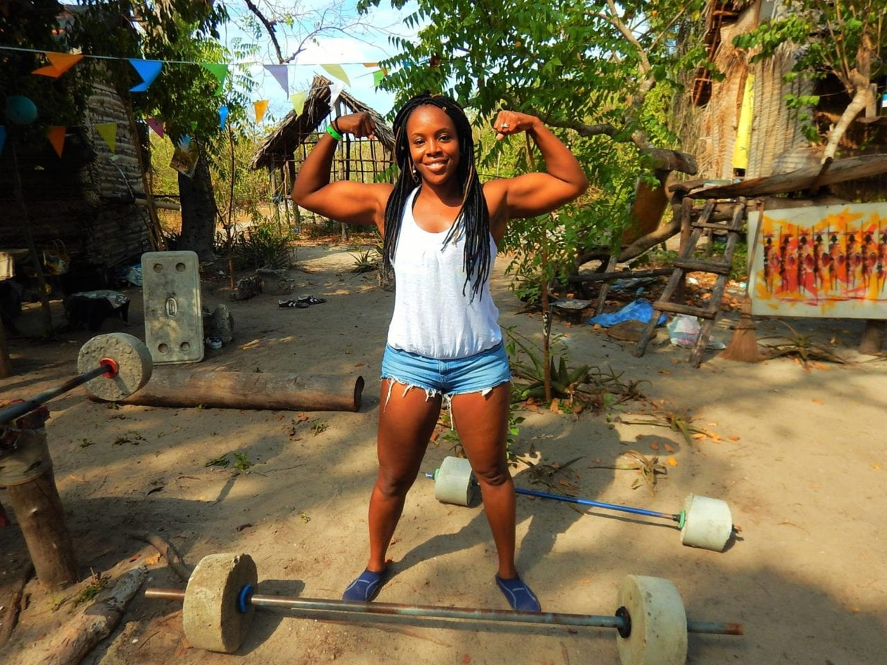 Collective Drift on Kadealo with Dr Sheba King Top Travel Hacks for health and fitness fit mom